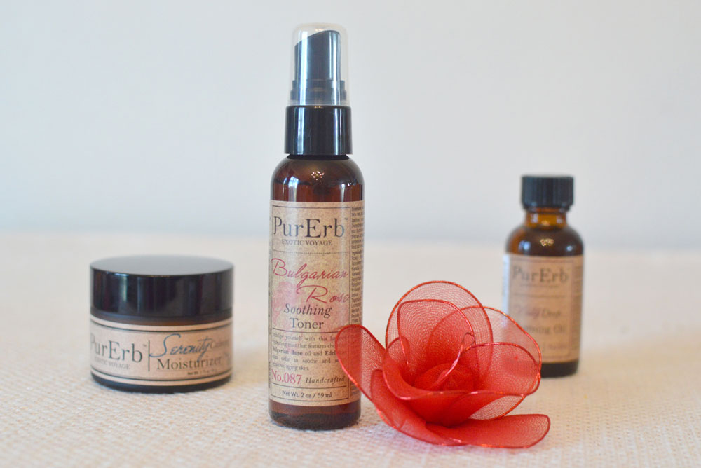 PurErb Natural beauty products - Mommy Scene