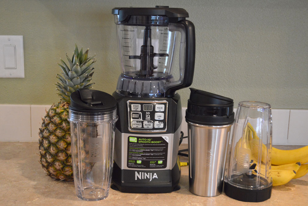 Nutri Ninja Auto-iQ Compact System review - Mommy Scene