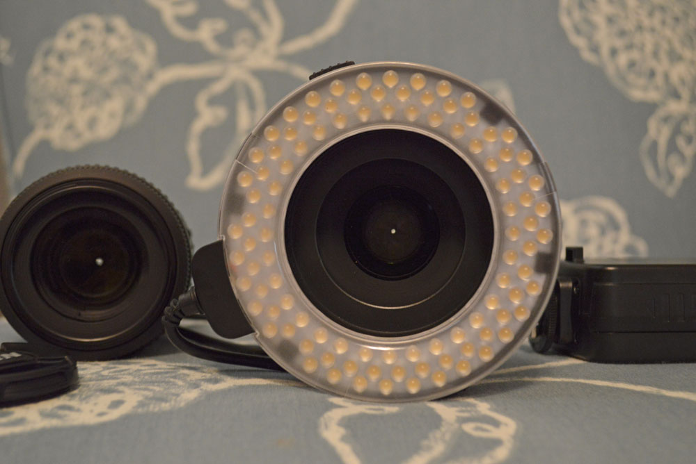 Photojojo! Oh! Wow. Camera Ring Light - Moms' Christmas Wish List - Mommy Scene
