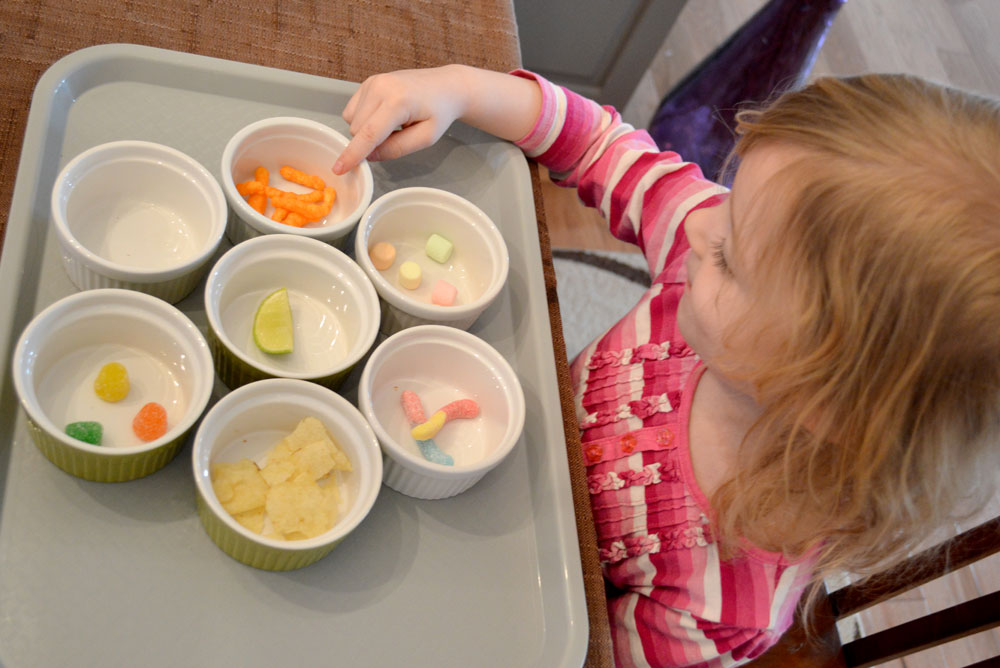 Do a Taste Test with your child - Mommy Scene