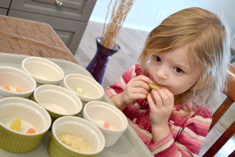 Fun Preschool Taste Test - Mommy Scene