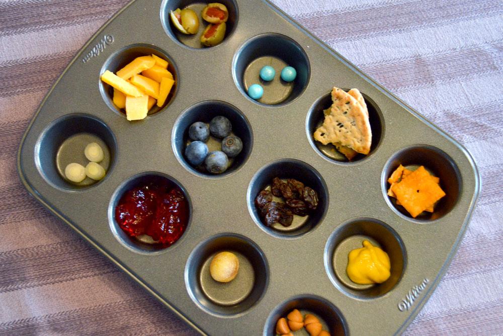 Preschool 5 Senses Taste Test for food and flavors - Mommy Scene