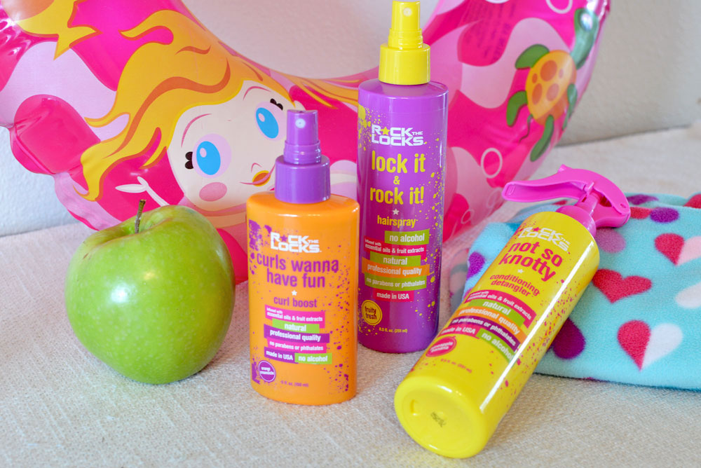 Rock the Locks kids' hair products - Mommy Scene