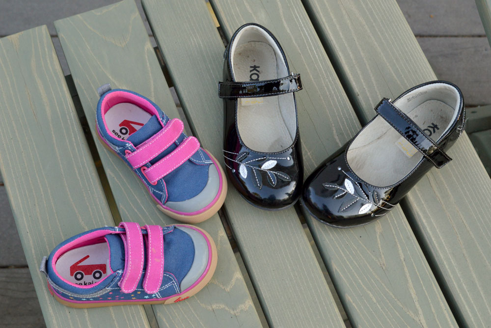 See Kai Run shoes are designed with kids in mind, cute and fun! - Mommy Scene review