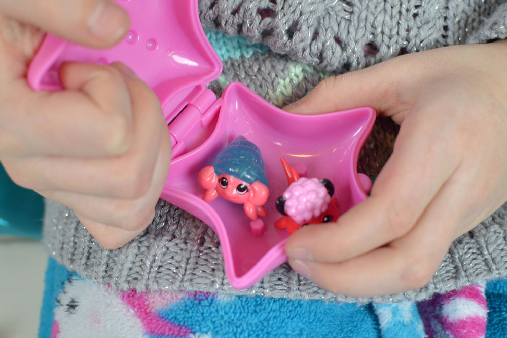 Splashlings Mermaid Toys and Friends - Mommy Scene review