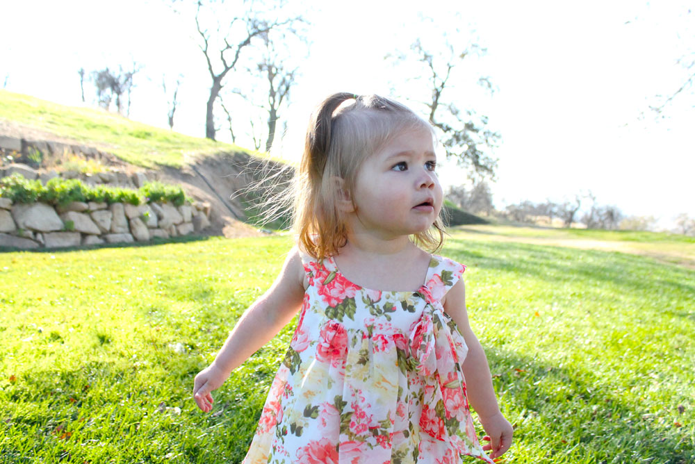 Little Girl Easter Dresses from Just Unique Boutique - Mommy Scene