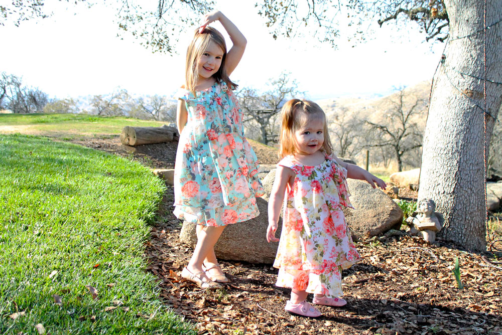 Just Unique Boutique Little Girl Easter Dresses for Spring - Mommy Scene
