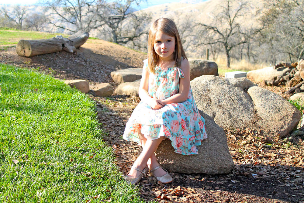 Just Unique Boutique Little Girl Dresses for Spring - Mommy Scene