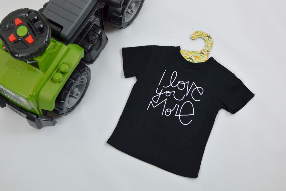Comfy and cute Tenth and Pine kids t-shirts