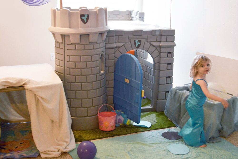Plan an Imaginative Mermaid Play Day - Mommy Scene Spring Break Activities