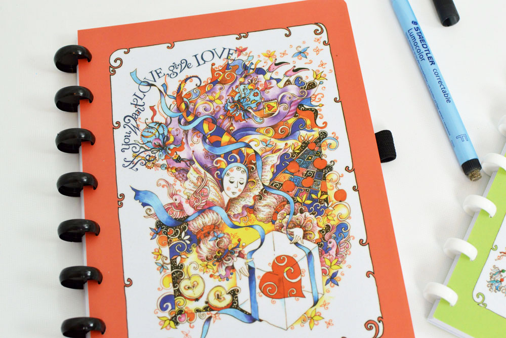 WipeNote Dry Erase Notebook for lists and meal planning - Mommy Scene