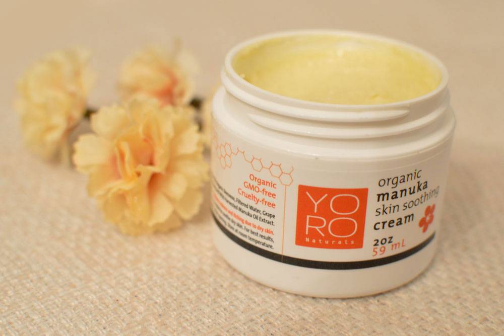 Yoro Naturals Naturally Moisturizing Skin Cream review - Mommy Scene