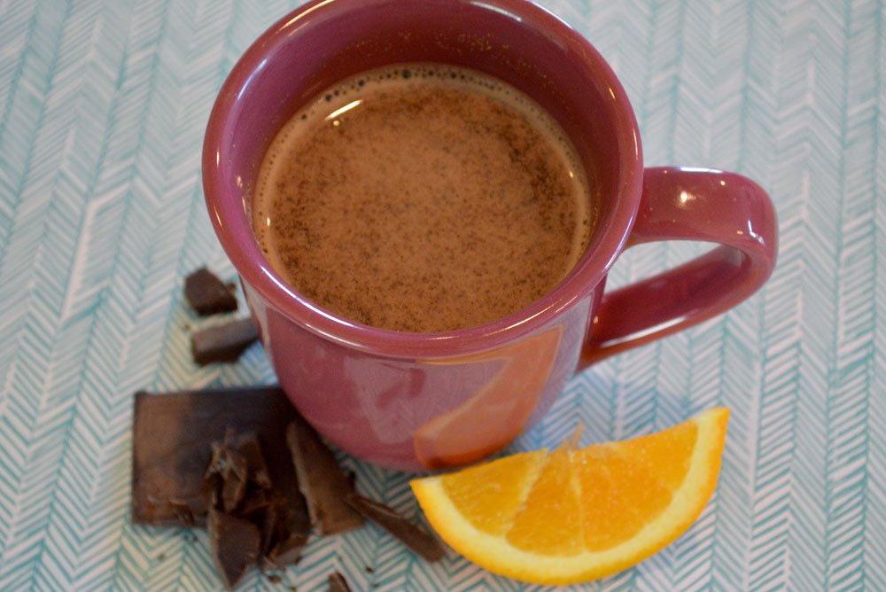 Healthy Hot Chocolate for kids - Mommy Scene