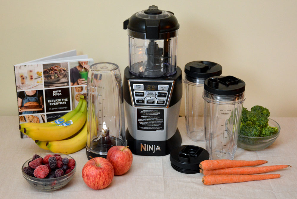 Eating Healthy with the Nutri Ninja Nutri Bowl DUO - Mommy Scene review
