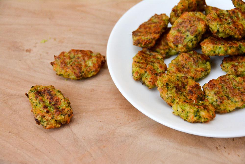 DIY Broccoli Tots with the Nutri Ninja Nutri Bowl - Mommy Scene review