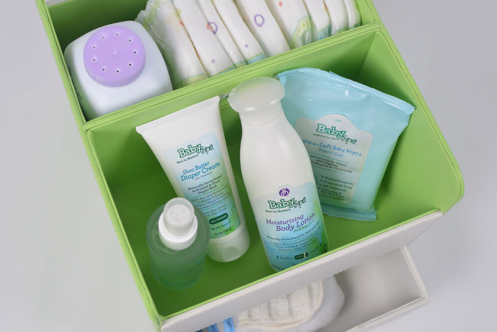 BabySpa Stage 1 collection of natural baby products - Mommy Scene