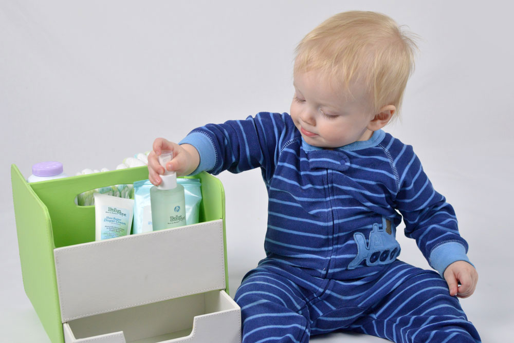 Natural Baby Basics for Diapering and Teething b.box and BabySpa - Mommy Scene