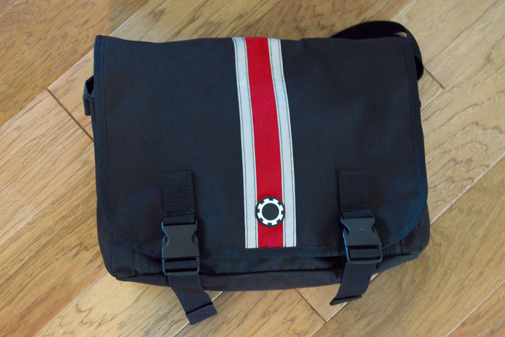 DadGear Messenger Bag - Mommy Scene review