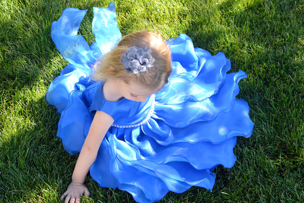 Just Unique Boutique dress up dresses for girls - Mommy Scene