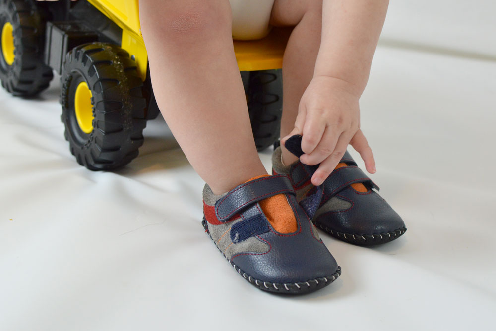 Pediped baby boy shoes - Mommy Scene