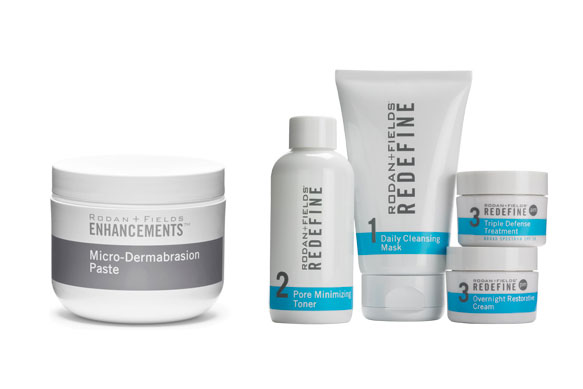 Rodan and Fields dermatology-based skin care - Mommy Scene