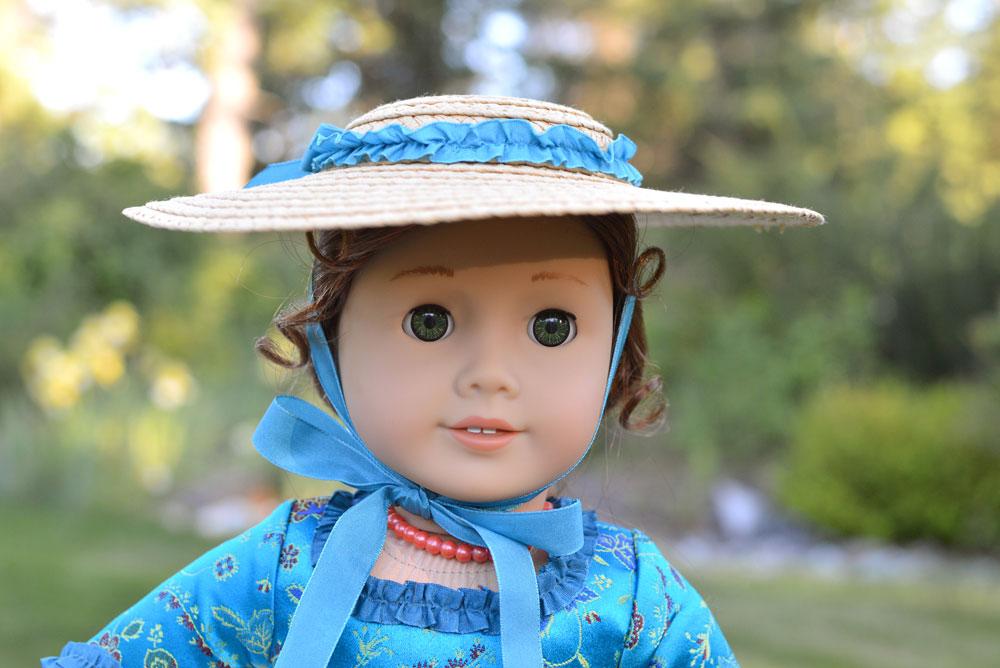 2017 American Girl Felicity Merriman Beforever Doll