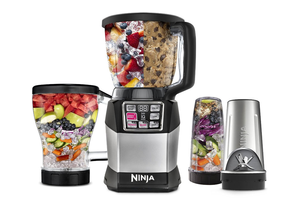 Nutri Ninja Auto-iQ Compact System - Father's Day Gift Idea - Mommy Scene