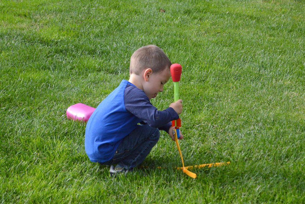 Primary Kids' Clothing stomp rocket