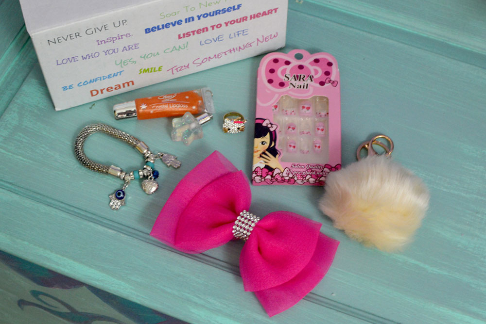 The Fairy Bag girls accessory monthly box review - Mommy Scene