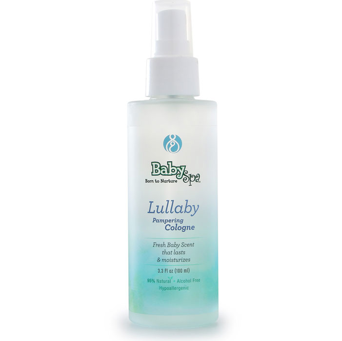 Spring Baby Shower Faves - BabySpa Lullaby Pampering Cologne