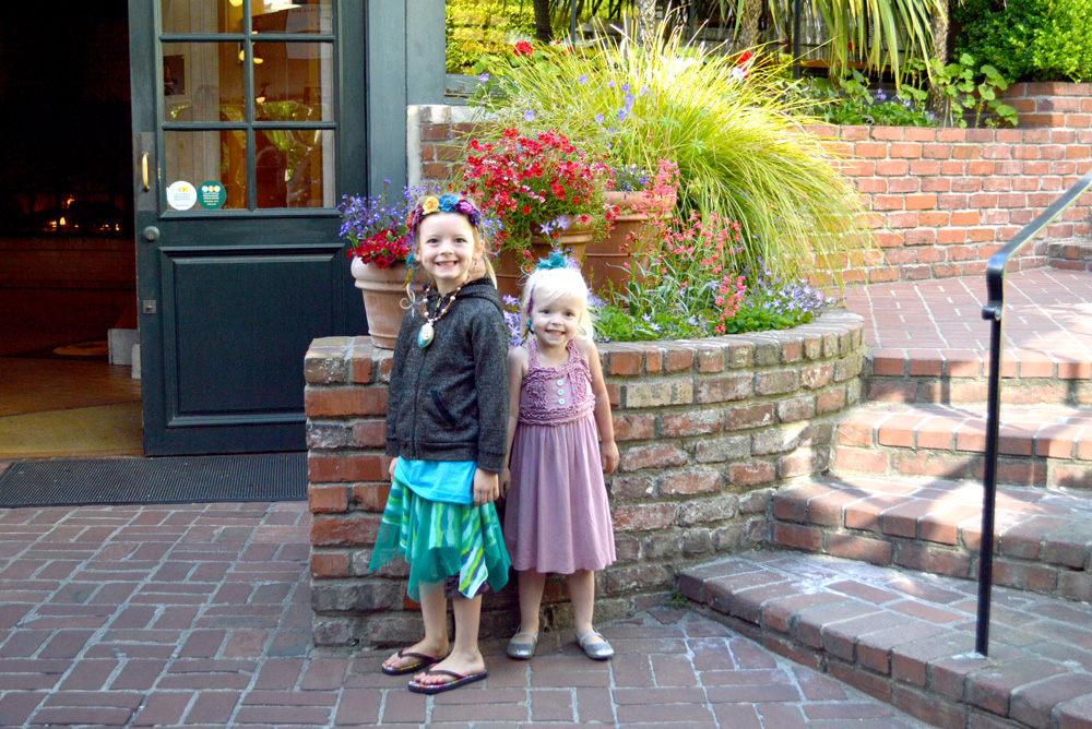 Exploring Carmel California family visit - Mommy Scene