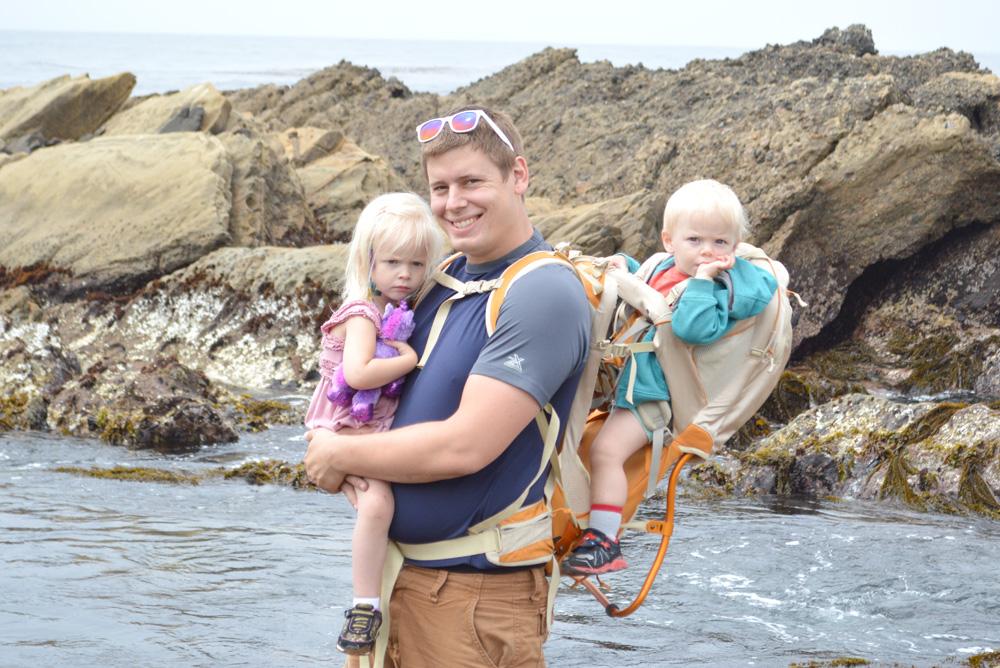 Carmel California Point Lobos State Reserve family hike - Mommy Scene