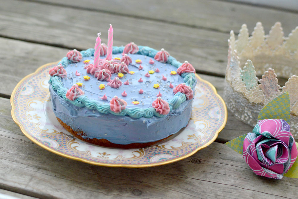 Kids' Fairy Princess Birthday Cake and Party Ideas - Mommy Scene