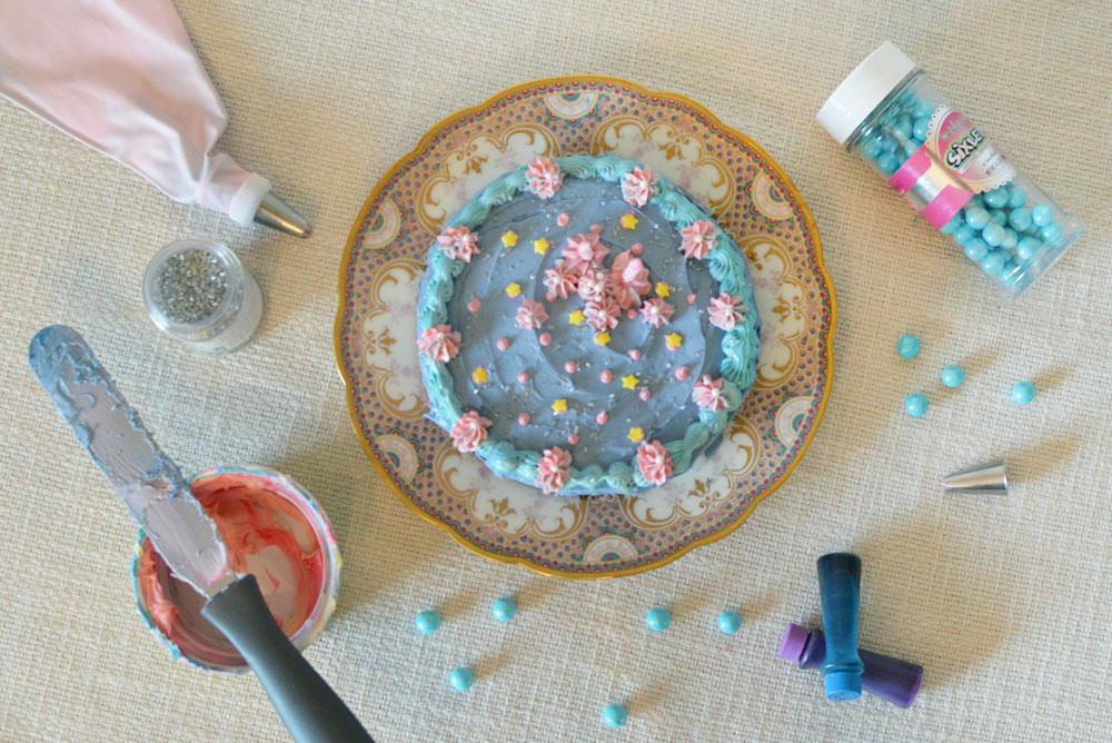 Kids' Fairy Birthday Cake Design - Mommy Scene