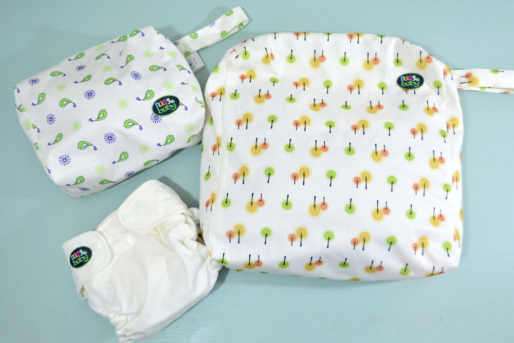 nuababy eco-friendly cloth diapers and accessories - Mommy Scene