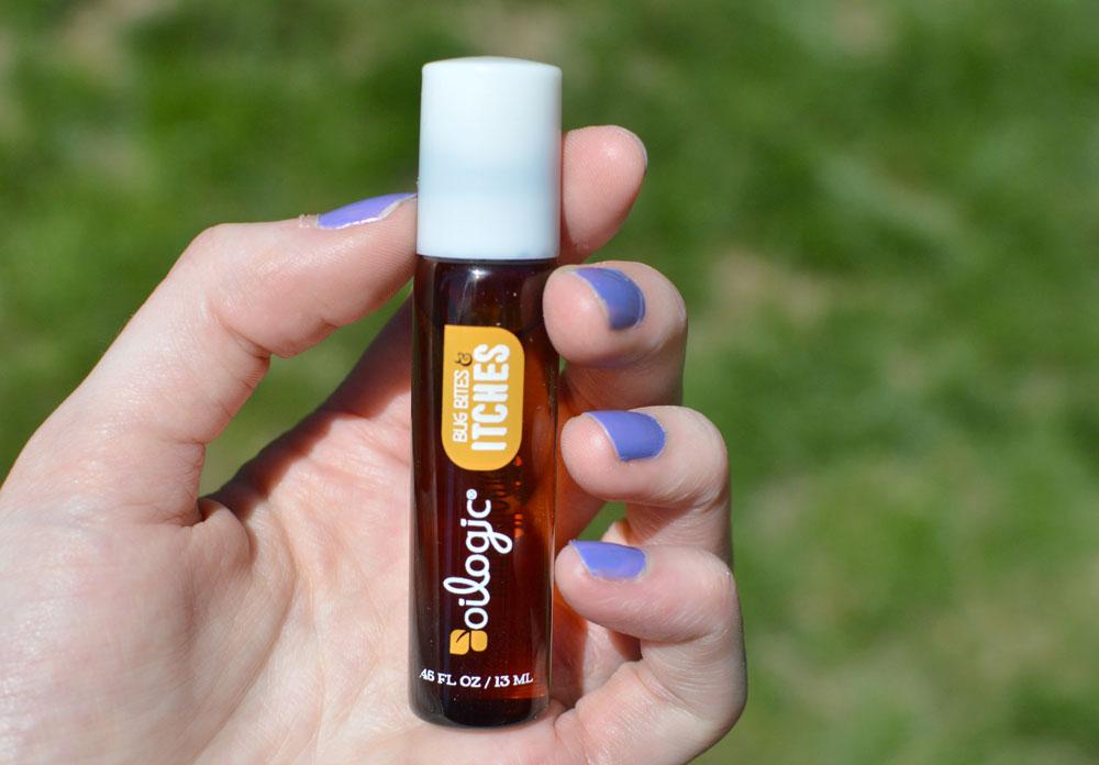 Oilogic bug bite natural essential oil roll-on for kids - Mommy Scene