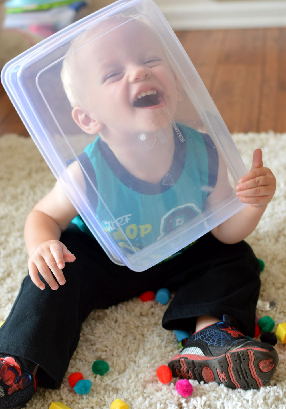 Sensory activities for toddlers - Mommy Scene