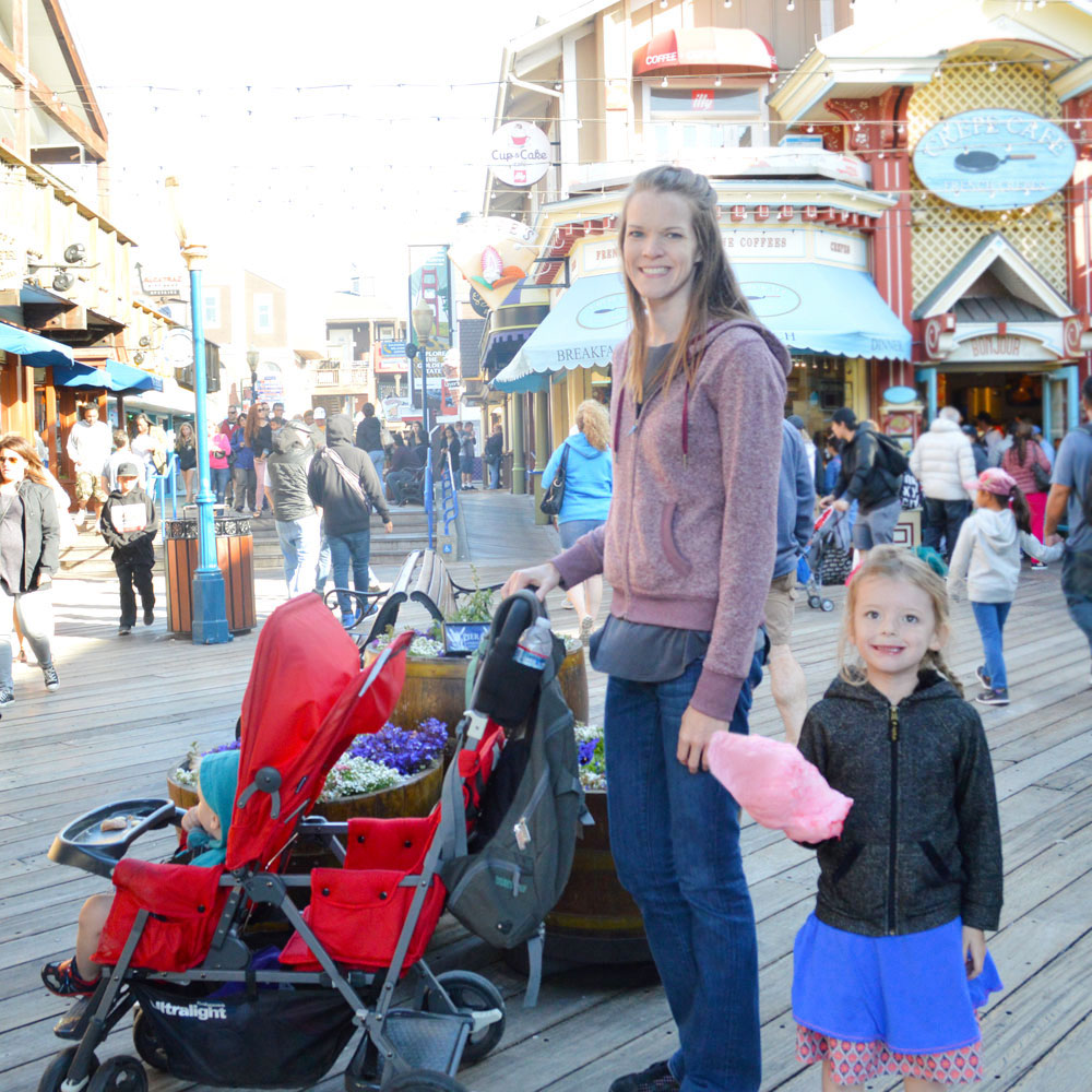 San Francisco pier 39 family visit - Mommy Scene