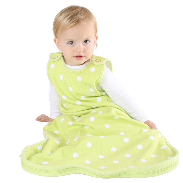 Spring Baby Shower Faves - Woolino 4 Season Baby Sleep Bag