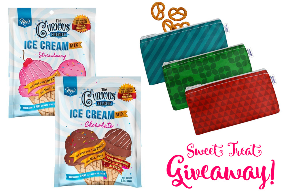 Sweet Treat Giveaway - Curious Creamery and Revelae Kids