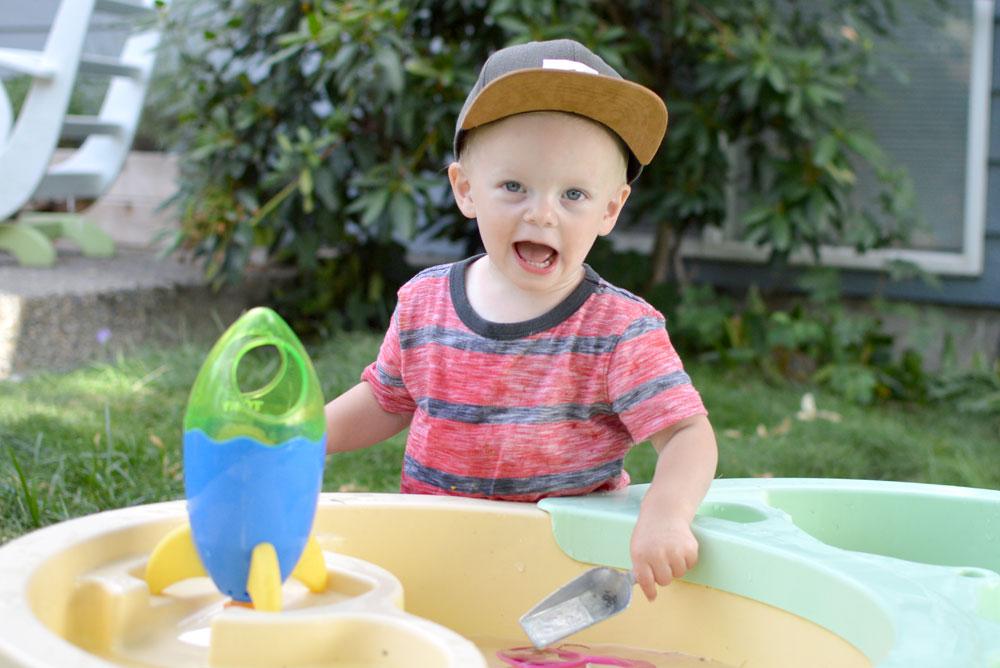 Baby Cubby Jack & Winn baby boy hat - Mommy Scene