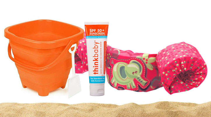 Family beach must haves - Mommy Scene