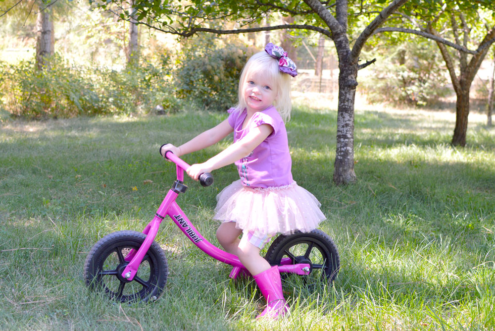 Jubilant Balance Bikes allow your child to begin learning bike-riding skills - Mommy Scene
