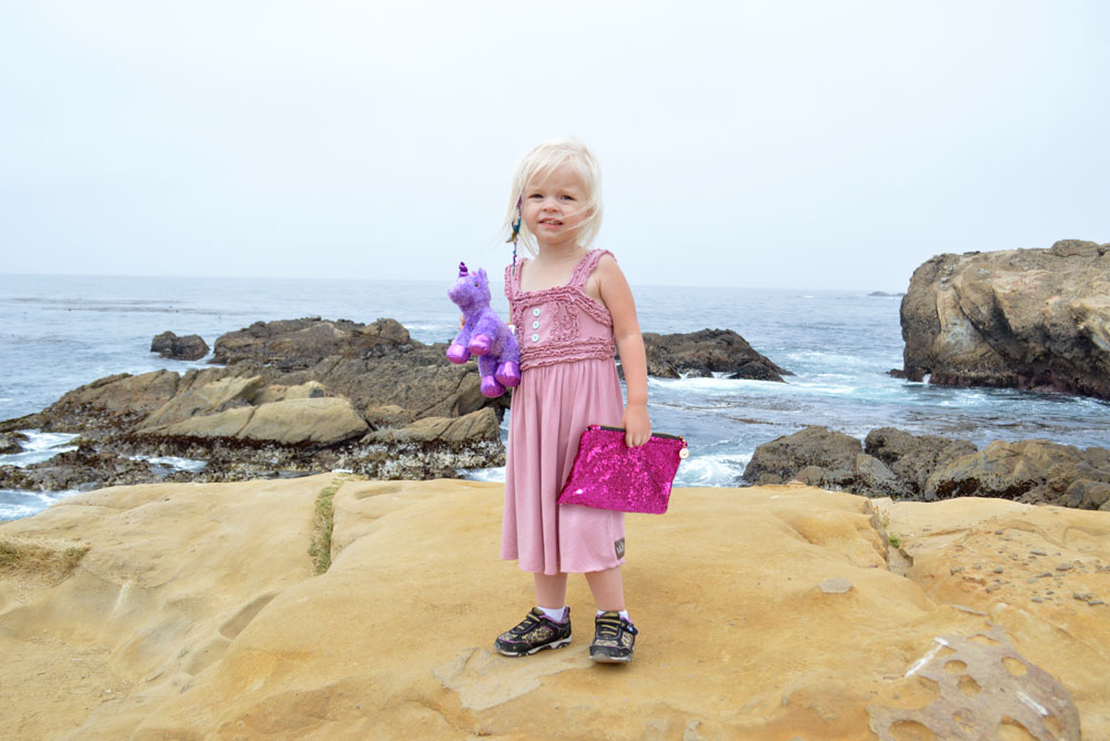 Beach baby and KraftyChix sparkle clutch - Mommy Scene