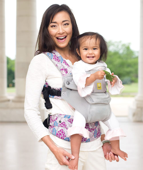Lillebaby COMPLETE Airflow Baby Carrier - Mommy Scene Baby Shower Essentials
