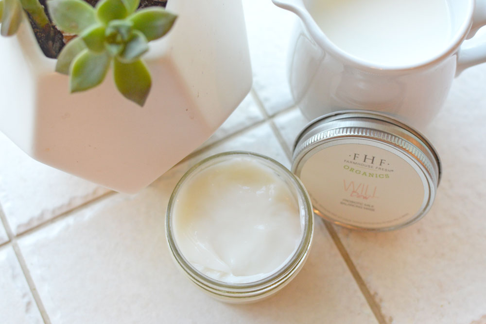 Will Dill Probiotic Milk Face Mask by Farmhouse Fresh - Mommy Scene