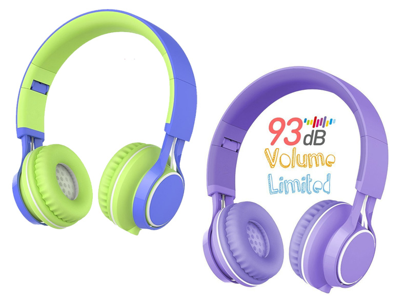 AILIHEN kids headphones - Mommy Scene holiday gift guide