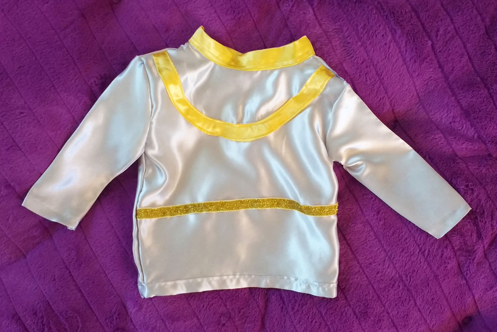 Little Prince Infant or Toddler Halloween Costume - Mommy Scene