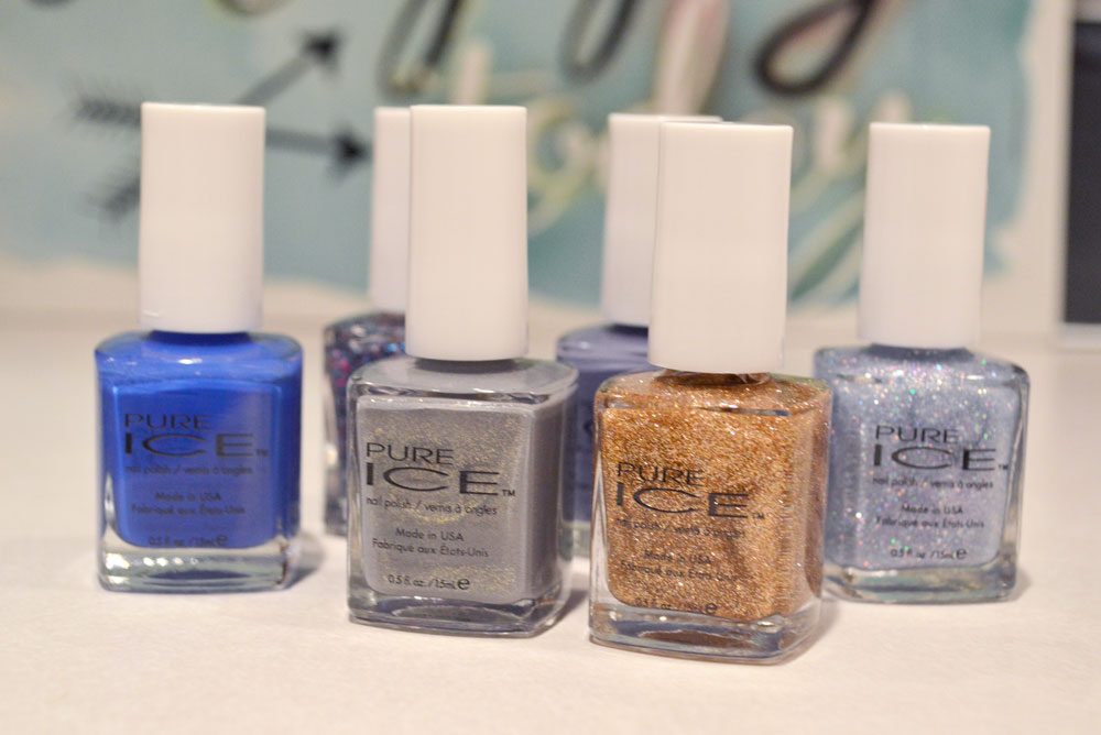 Best Non-Toxic nail polish brands 3-free Pure Ice - Mommy Scene