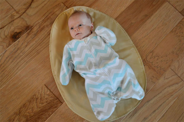 Cozy Sleeper by Revelae Kids - Mommy Scene holiday gift guide